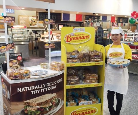 Brennan's Bread